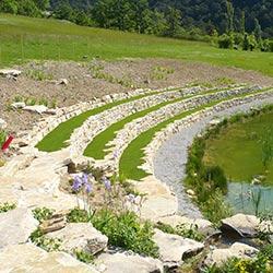 Guilhot paysage cr ation espace vert crest dr me for Entretien jardin valence
